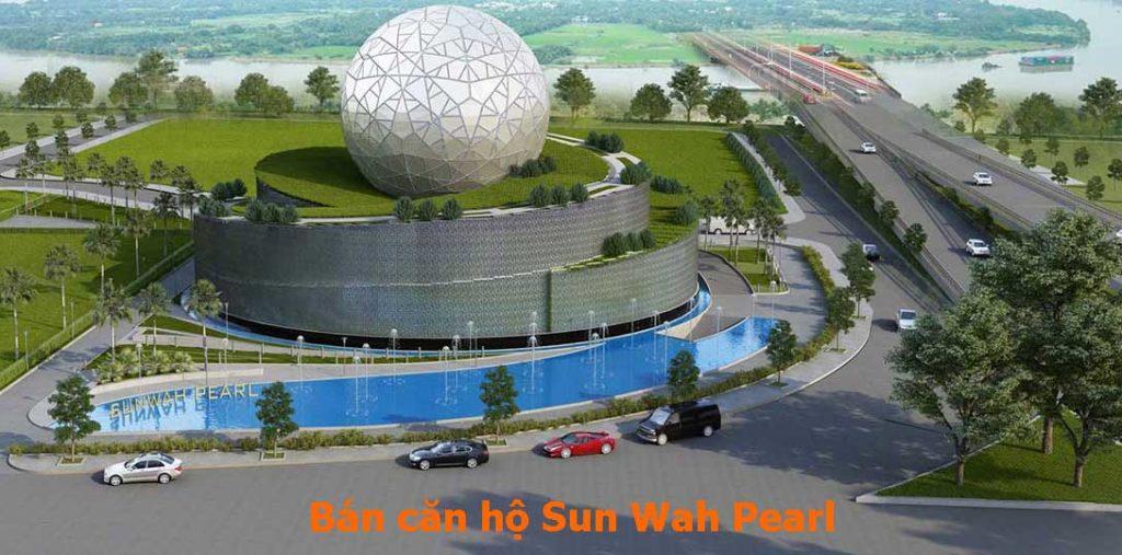 Bán căn hộ Sun Wah Pearl quận Bình Thạnh