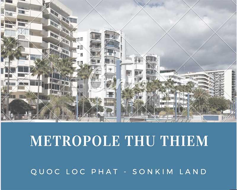 Bán chung cư Metropole Thủ Thiêm